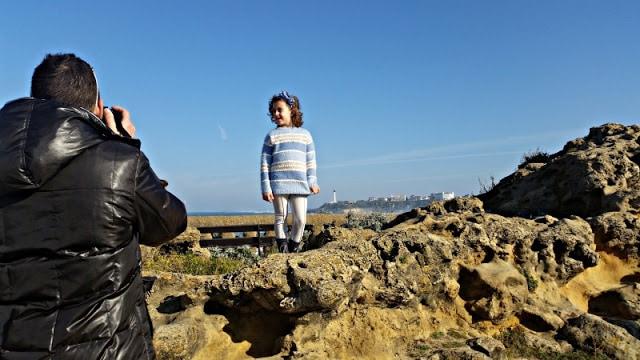 9 planes en Biarritz con los niños Biarritz