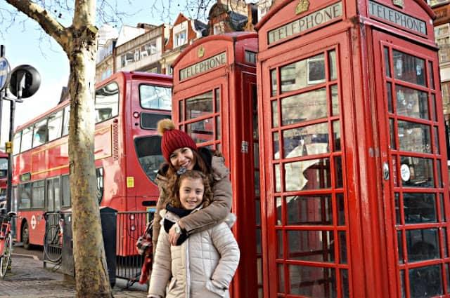Viajar con niños a Londres: cómo organizar un viaje low cost Inglaterra