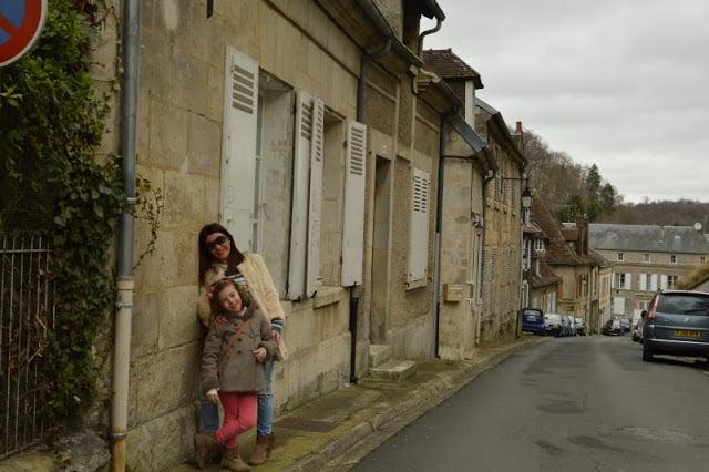 Viajar con niños al Castillo de Pierrefonds; muy cerca de París. Francia