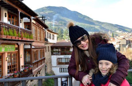 Viajar con niños a Potes, un pueblito precioso de Cantabria. Cantabria