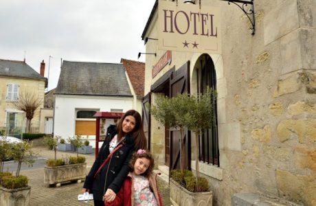 Dónde alojarse en el Valle del Loira cuando Viajas con niños hoteles
