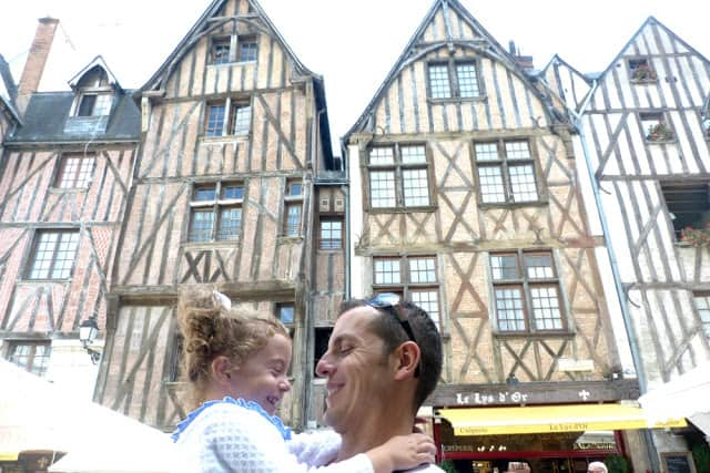 Dónde alojarse en el Valle del Loira cuando Viajas con niños Francia