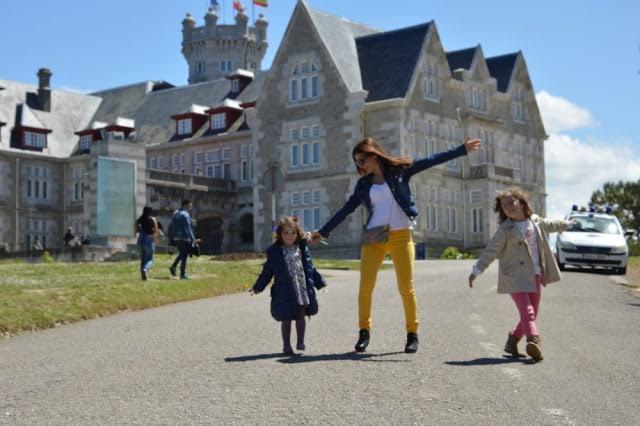 La Magdalena, el lugar perfecto para pasar el día con tus hijos. Cantabria