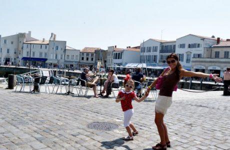 11 razones por las que ir de Vacaciones con niños a la Isla de Rè. Francia