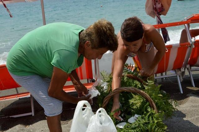 ¿Una playa de arena en la Costa Amalfitana? Ischia en Familia Costa Amalfitana