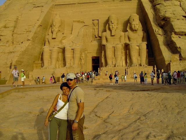 ¿Es seguro viajar a Egipto con los niños? África