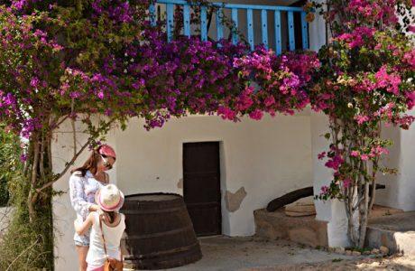 Disfrutando y aprendiendo en una Ibiza Familiar España