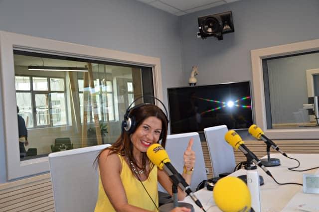 Mi debut como Colaboradora en Radio Ser Bilbao