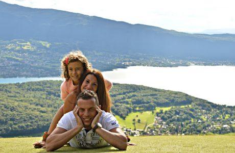 Vacaciones con los niños en el precioso Lago de Annecy lago de annecy