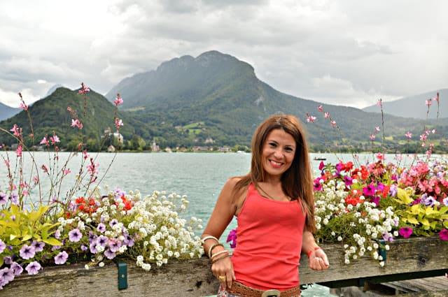 Vacaciones con los niños en el precioso Lago de Annecy Annecy