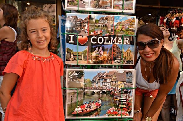 Una ciudad increíble para ir en Navidad con la Familia; Colmar Alsacia