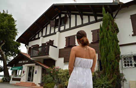 Alojamiento con vistas en las Landas; Hotel du Lac Las Landas