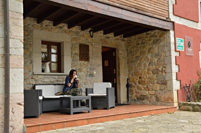 Un hotel con encanto y tranquilidad en asturias genial for Hoteles con piscina asturias