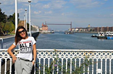 vacaciones-en-familia-Bilbao-viajar-con-niños-portugalete-puente-colgante