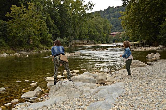 Cangas de Onis en Asturias, disfruta de un bonito paseo. Asturias