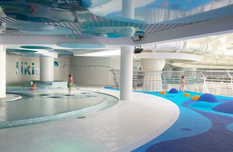 El primer Spa infantil de Europa está en Caldea, Andorra. Andorra