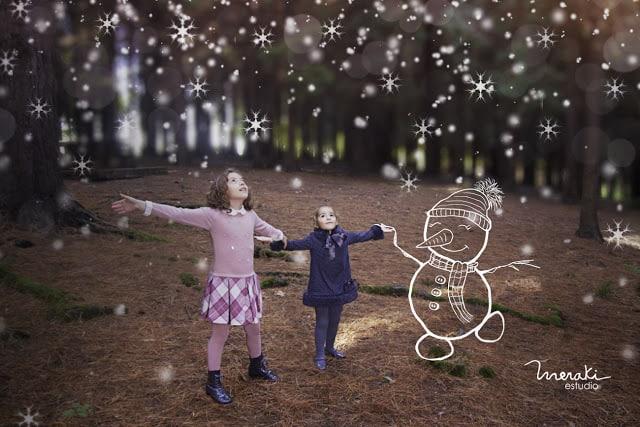 Atrévete a soñar esta Navidad y hazlo realidad con Meraki estudio.