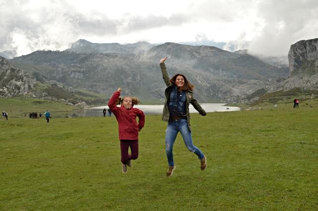 Los Lagos de Covadonga en 4X4. Una aventura en familia Asturias