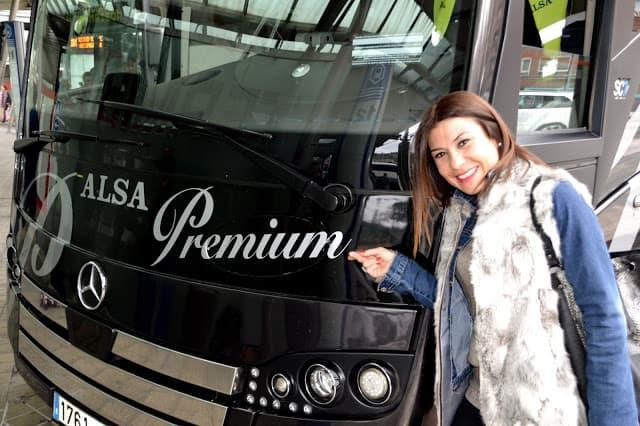 Una manera exclusiva de Viajar: autobús ALSA Premium España