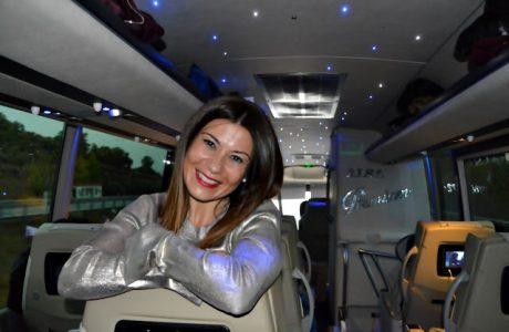 Una manera exclusiva de Viajar: autobús ALSA Premium autobuses