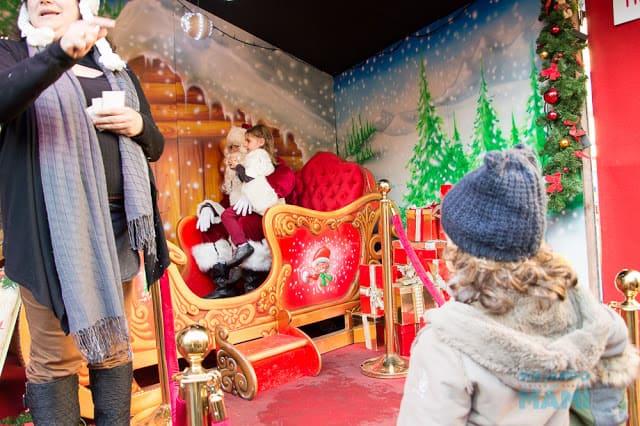 Mercado de Navidad en Burdeos; Villa Tourny Burdeos