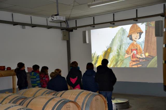 Experiencia familiar en Bodegas Valdemar; Rioja Alavesa España