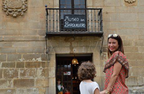 El museo del recuerdo. Museo del Barquillero en Santillana del Mar. Museos con niños