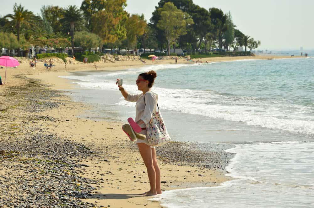 Playa Montroig Camping Resort Entorno Natural