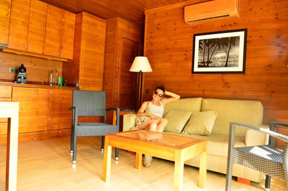 Bungalow en Playa Montroig Camping Resort en Tarragona