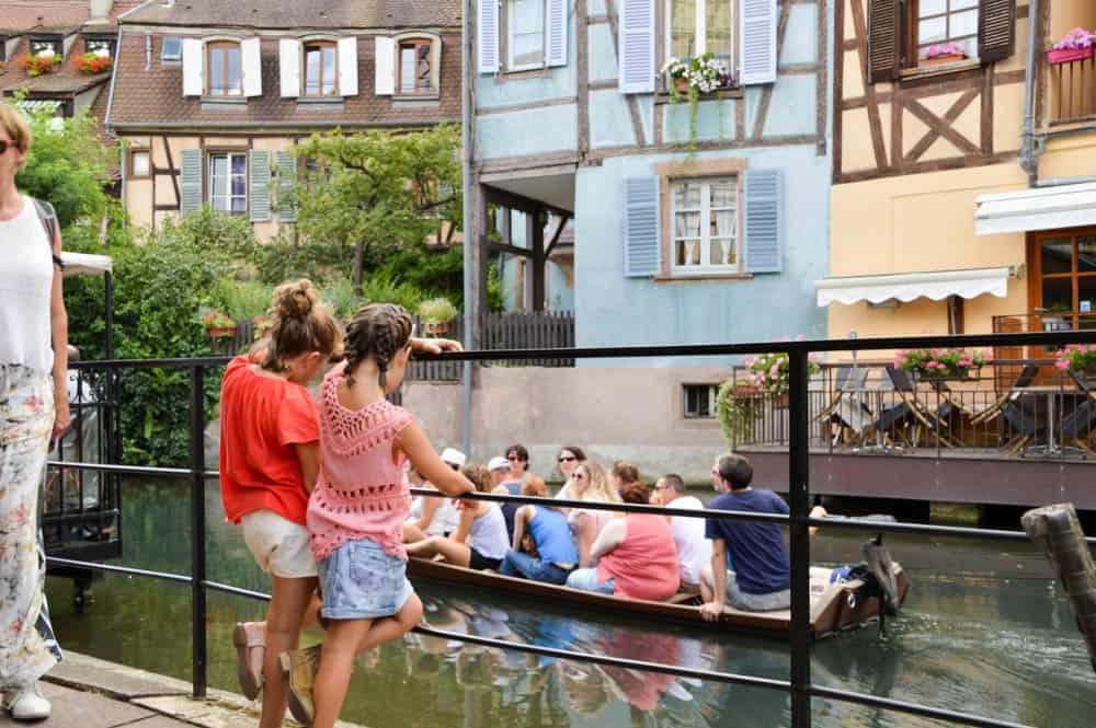 Actividades para hacer con niños en Colmar. Alsacia Alsacia