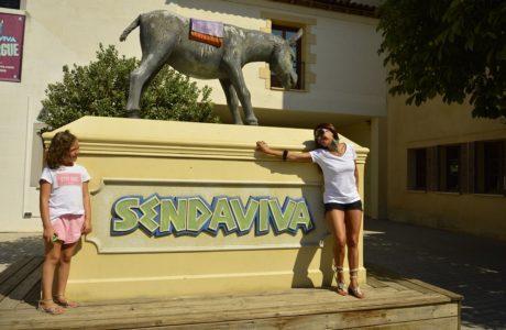 SendaViva un parque de atracciones de los más sorprendente. España