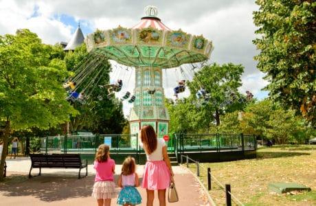 Jardin d'acclimatation en París