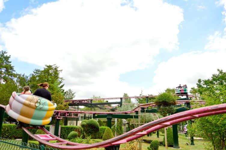 El Parque de Atracciones más antiguo de París. Jardín D'Acclimatation Europa