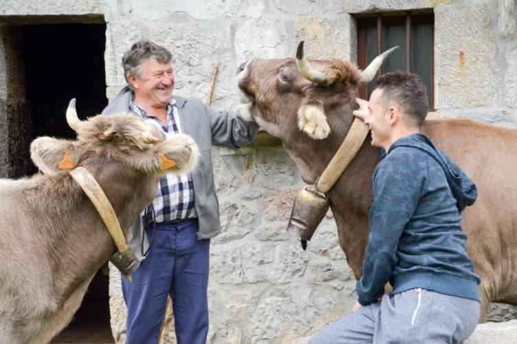Los Lagos de Covadonga. 1 plan divertido con los pastores Asturias