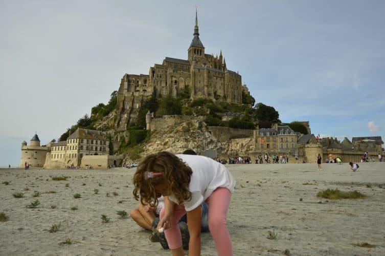 Mont-Saint-Michel-con-niños-vacaciones-francia