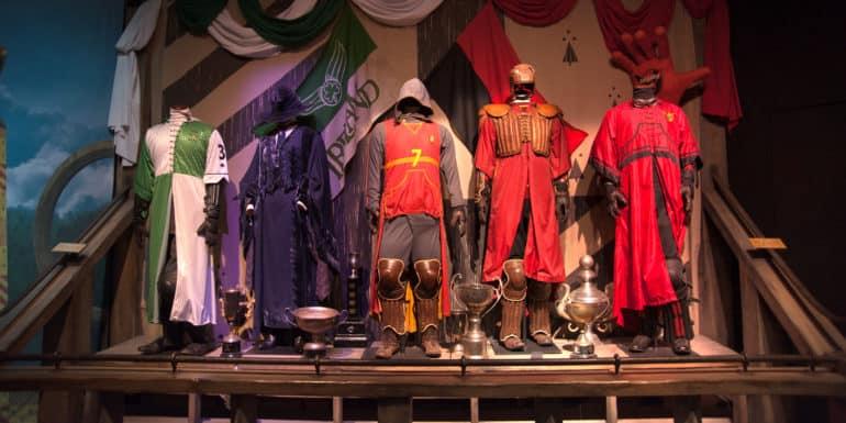 Exposición de Harry Potter en España: Planes con niños España