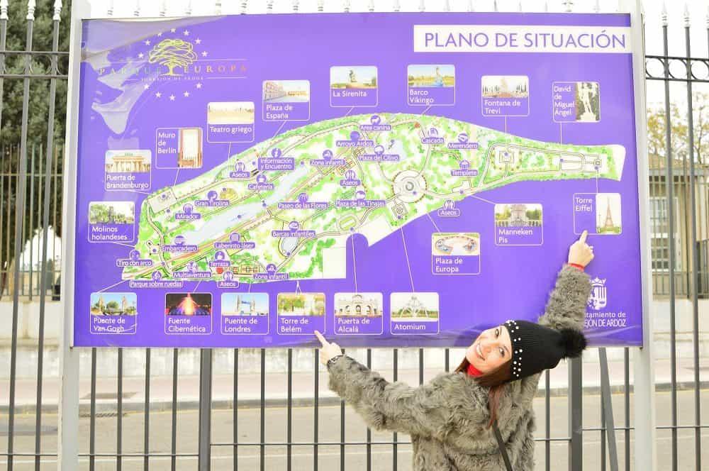 parque de europa en madrid