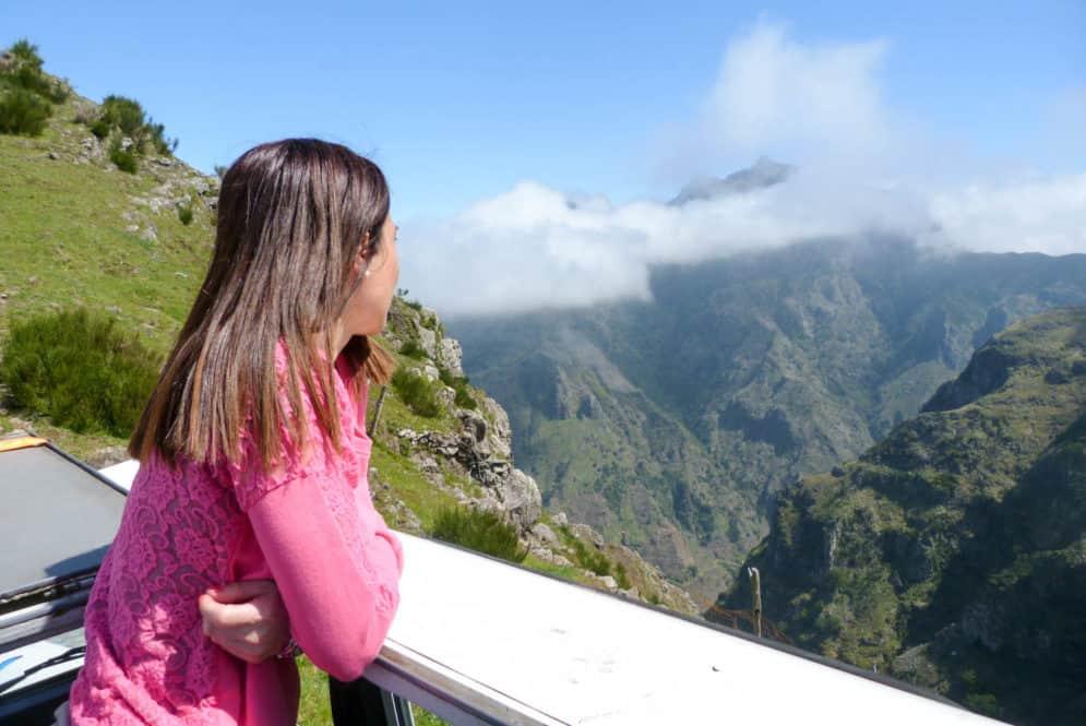 Excursión hacia las levadas con Mountain Expedition en Funchal, Madeira