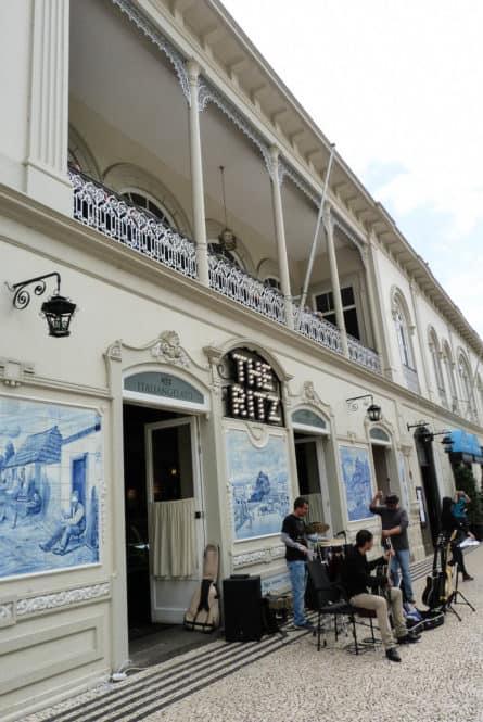 The Ritz en Funchal, Madeira