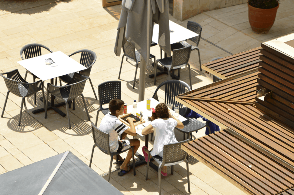 Hotel familiar en Salou. Blaumar hotel (eco-sostenible) España