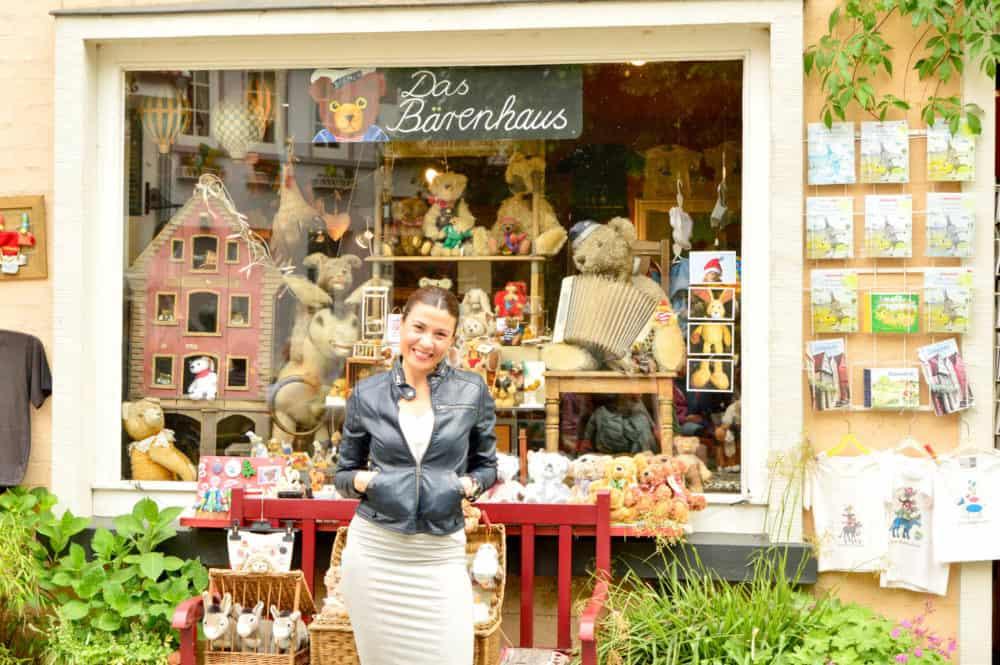Schnoor, el barrio más antiguo y bonito de Bremen. Europa