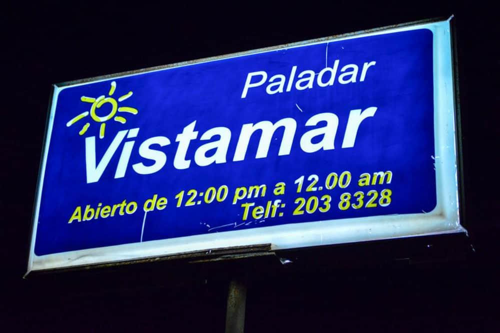 Restaurante Vistamar. Una delicia en la Habana América
