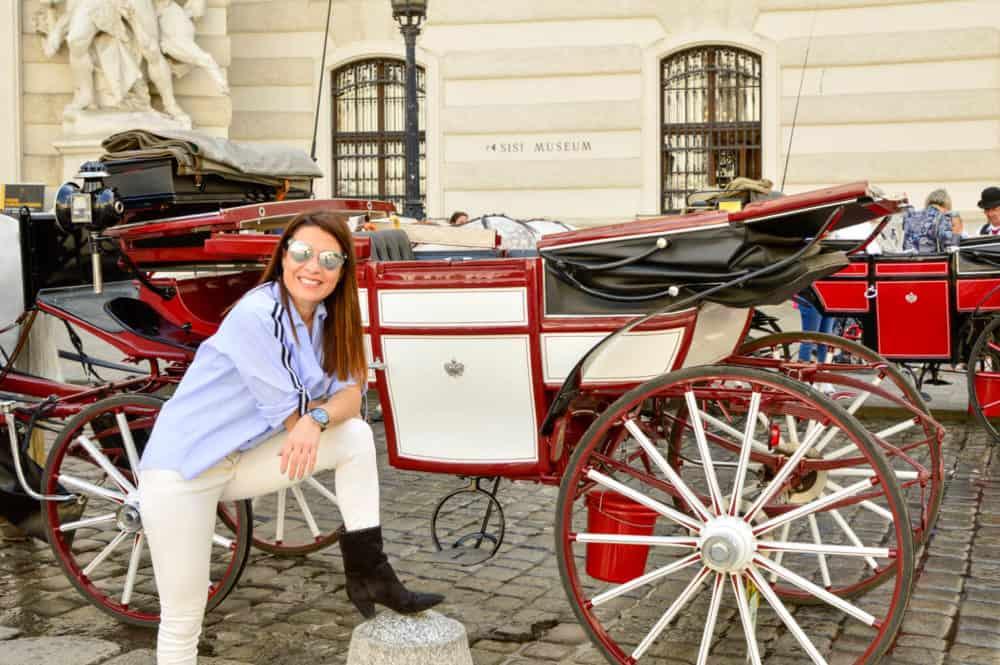Paseo-en-calesa-o-carruaje-Viena-con-niños