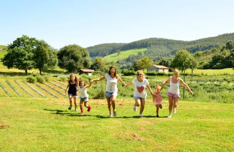 Planes con los niños en Cantabria