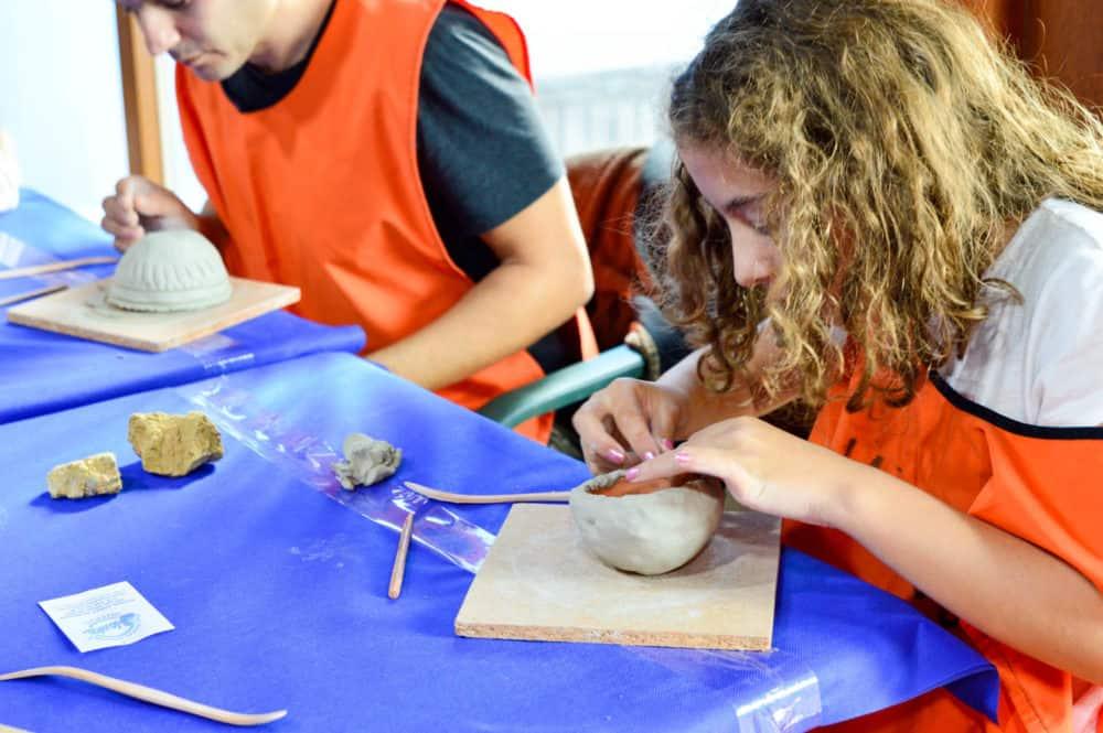 Museo-alfarería-taller-cerámica-planes-con-niños-País Vasco
