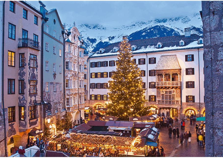 Navidad dulce Navidad. Nos vamos al corazón del Tirol. Austria