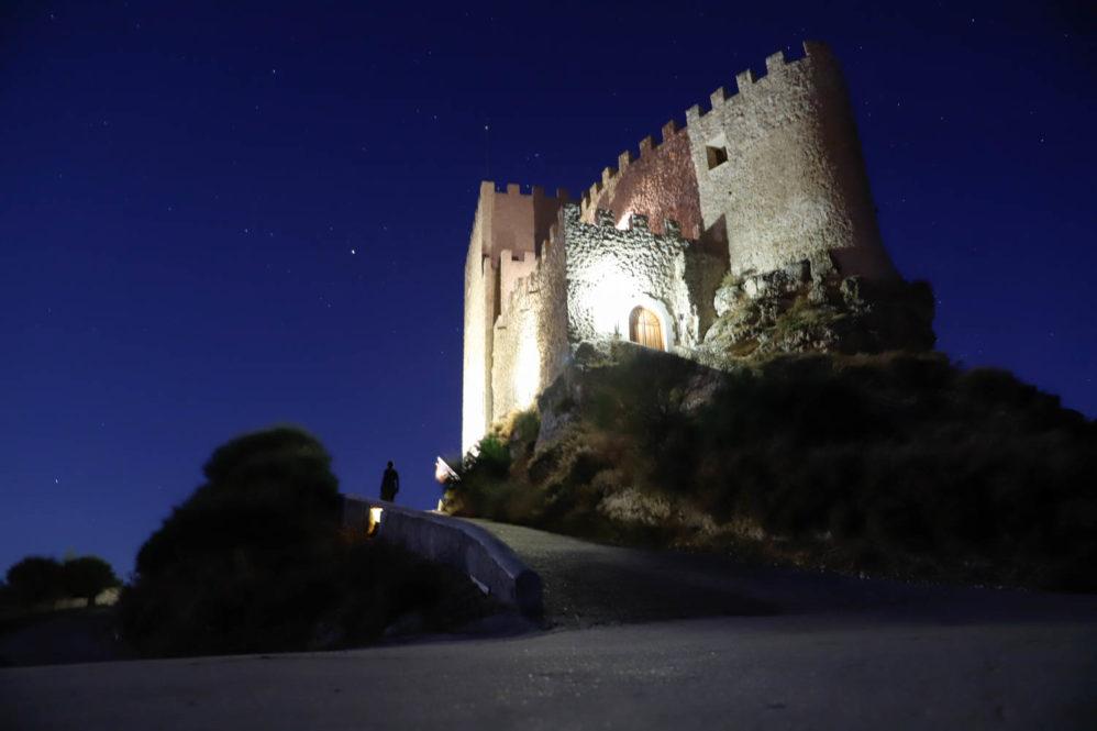 Hotel Castillo de Curiel. Un alojamiento muy especial. España