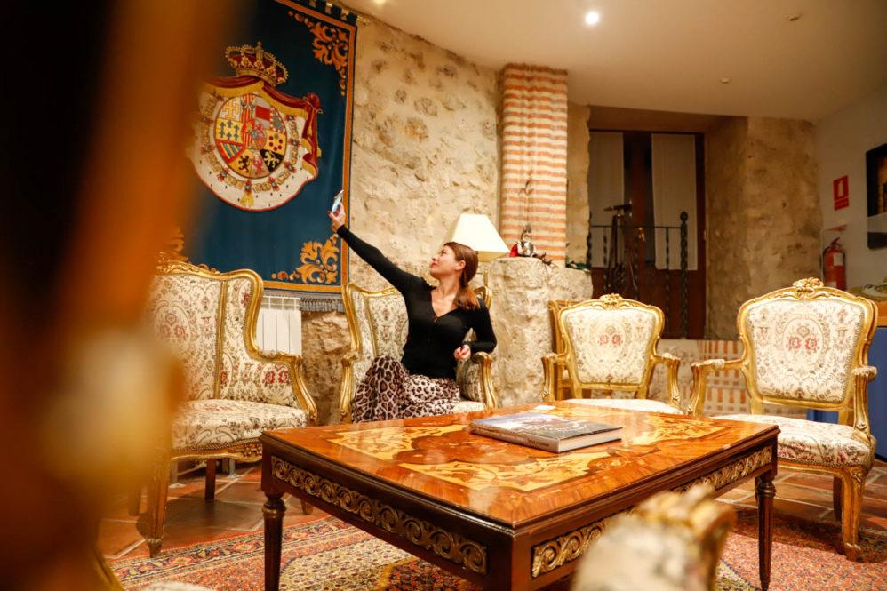 viajandoconmami-valladolid-castillo-hotel-castillo-de-curiel-valladolid