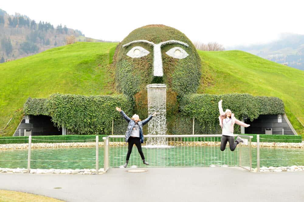 Los Mundos de Cristal de Swarovski. Innsbruck con niños Austria