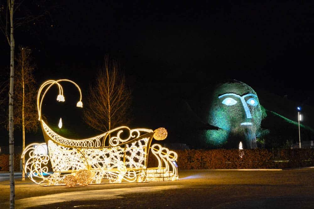 viajandoconmami-Los-Mundos-de-Cristal-Swarovski-Innsbruck-Austria-con-niños-museo